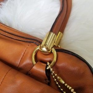 Coach Bags - Coach | Cognac Leather Kristen Shoulder Bag